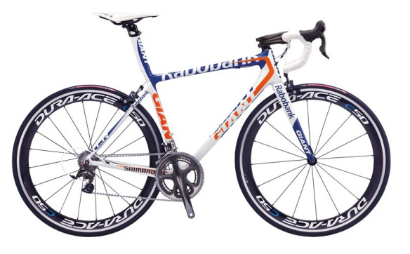 Rabobank Giant TCR Advanced SL