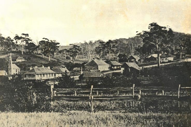 Lobethal Township