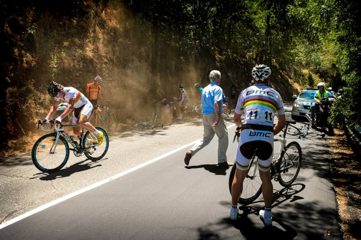The Santos Tour Down Under 2013 stage-2