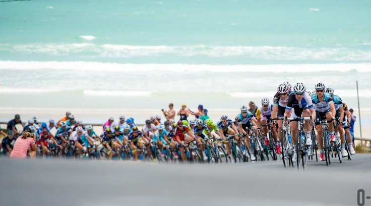 Tour Down Under 2013 - Stage 5 - McLaren Vale to Old Willunga Hill - 151.5KM