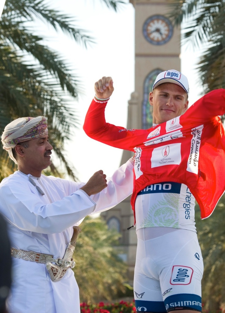 The Tour of Oman Day 1 Stage 1 Al Musannah to Sultan Qaboos University.© Lloyd Images.............