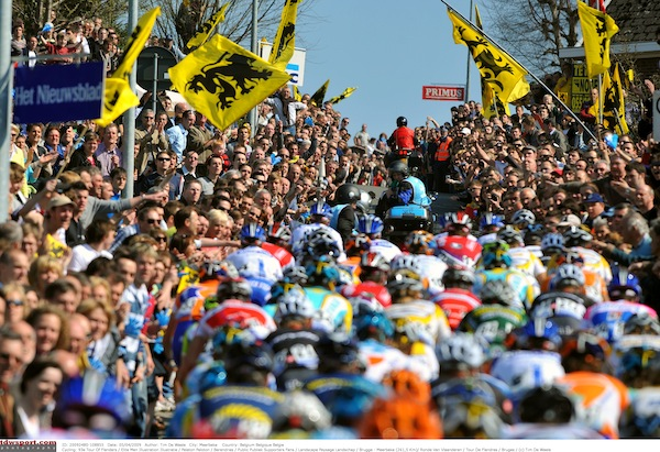 Cycling: 93e Tour of Flanders / Elite Men