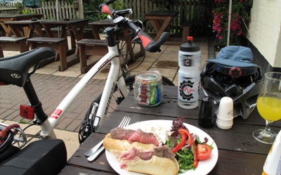 Bike & Lunch 400