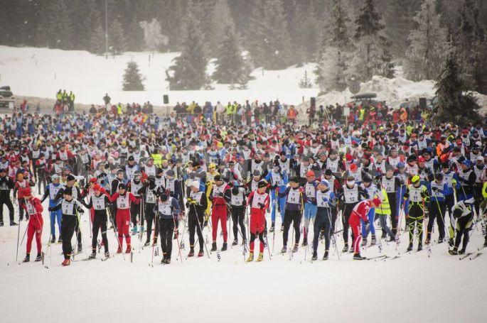 Milan - San Remo start