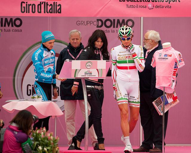 Giro rider