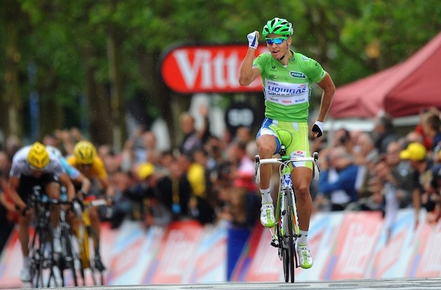 Cycling : 99th Tour de France 2012 / Stage 3