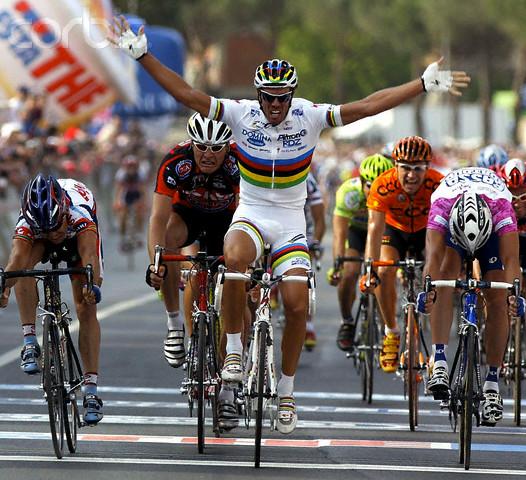 Cycling: Giro d'Italia 2003