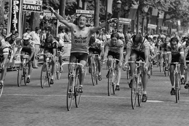 Freddy Maertens Winning 68th Tour de France