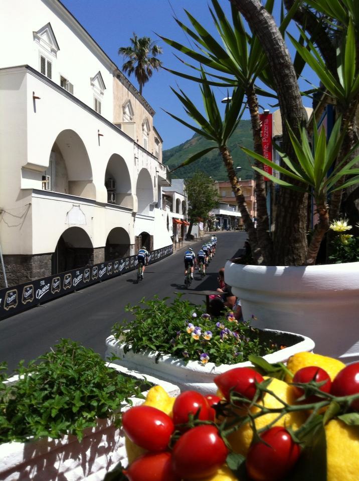 Pre-ride on the Giro TTT via ge fb