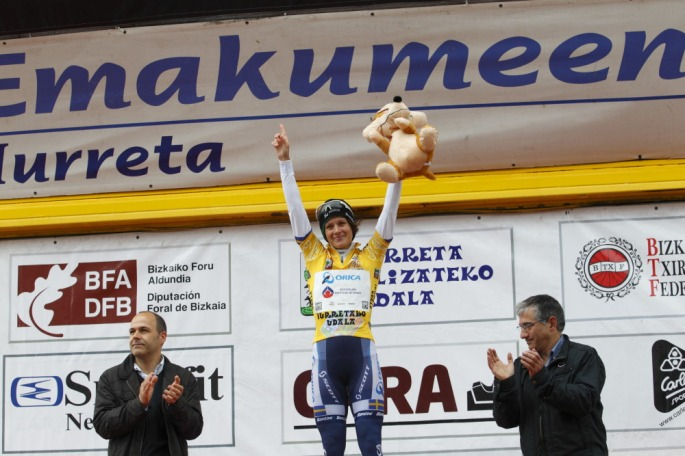 26th Emakumeen Euskal Bira, Fruiz - Gatika, 88.7km - Stage 4