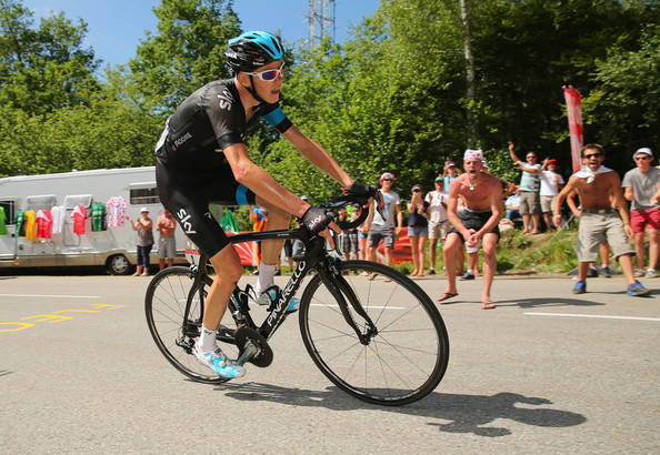 Chris Froome Stage 8 2013