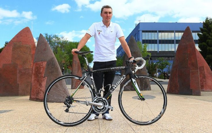 Geelong Cyclist Leigh Howard Signed up with GreenEdge.