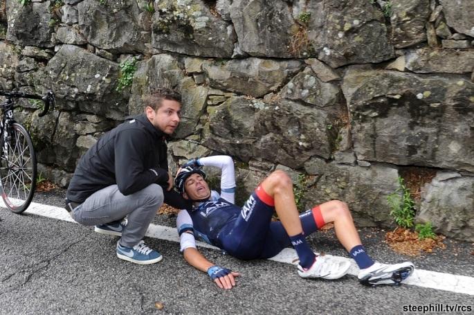 Il Lombardia 2013 di ciclismo - Gara
