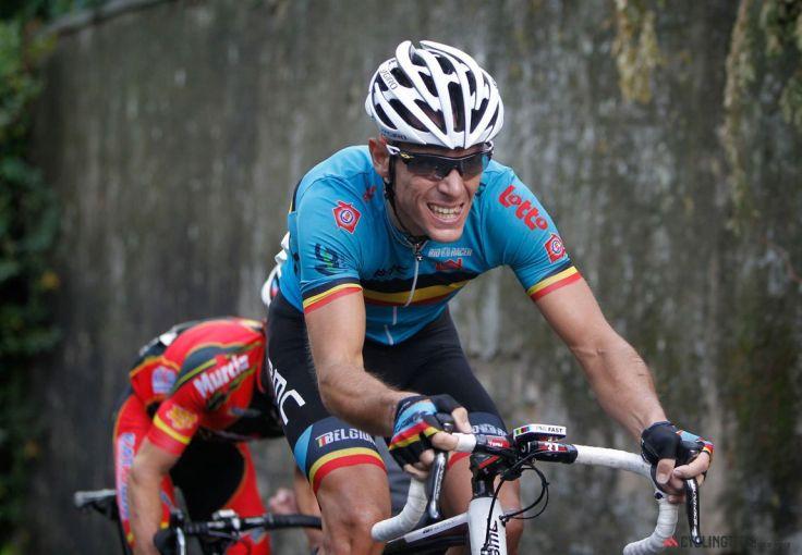 Championat du Monde Cyclisme Route Elite men 2013