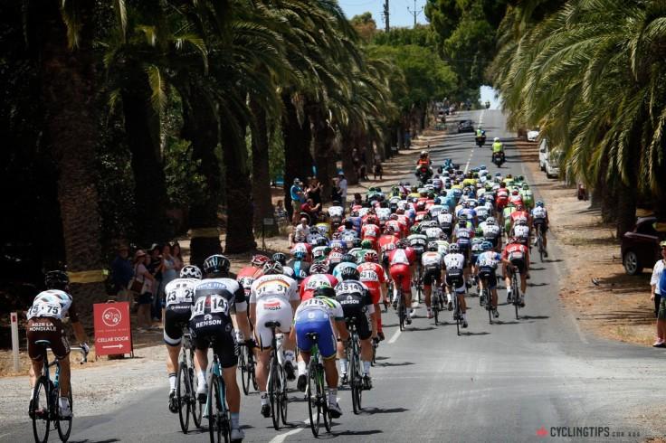 Santos Tour Down Under stage-1