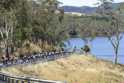 Tour Down Under - Stage Three