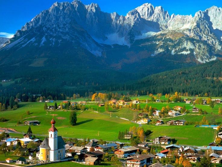 austrian-alps