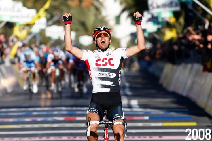 2008 - Fabian Cancellara
