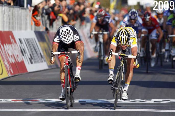 2009 - Mark Cavendish