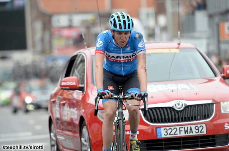 You have to feel for Dan Martin, however he is riding as strong as ever
