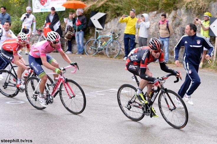 Giro d'Italia 2014, 6a tappa: Sassano-Montecassino