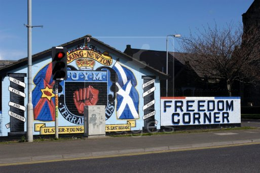 Loyalist-murals-Newtownards-Road-East