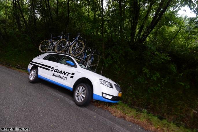 Giro d'Italia 2014 - 17a tappa - Sarnonico - Vittorio Veneto