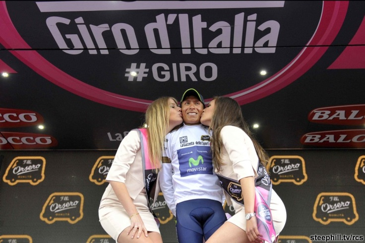 Giro d'Italia 2014 - 18a Tappa - Belluno-Rifugio Panarotta