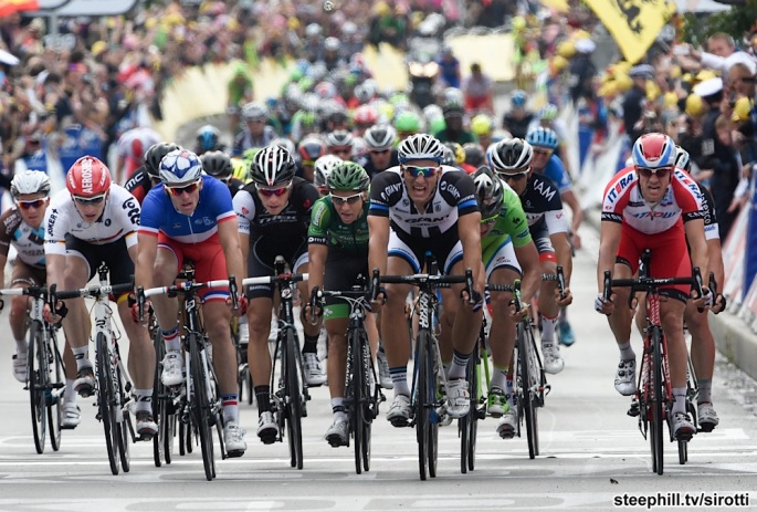 Tour de France 2014 - 4. Etappe - Marcel Kittel