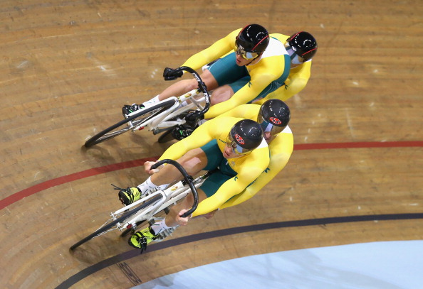 20th Commonwealth Games - Day 3: Track Cycling