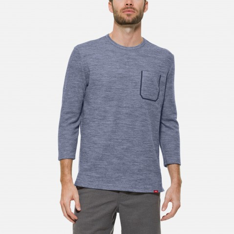giro_34-sleeve-bonded-ride-shirt_blue_front_lrg_2