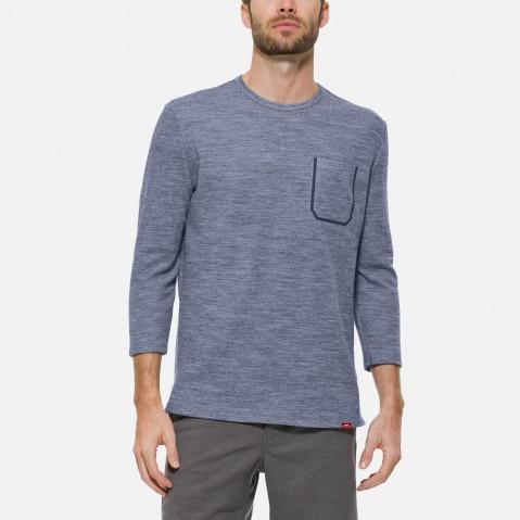 giro_34-sleeve-bonded-ride-shirt_blue_front_lrg_2
