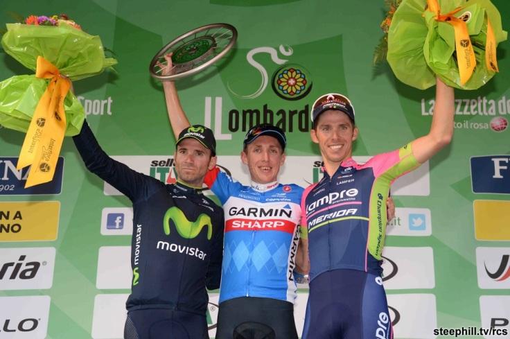 gara ciclistica 'Il Lombardia'