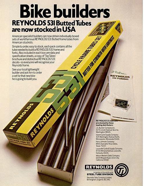 Reynolds Tubing