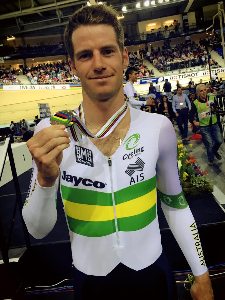 Glenn O'Shea silver