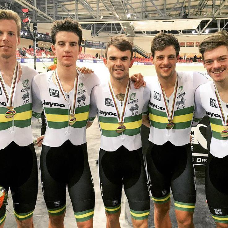 mens pursuit bronze