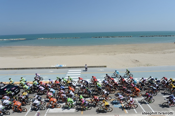 2015, Giro d'Italia, tappa 10 Civitanova Marche - Forli, Civitanova Marche