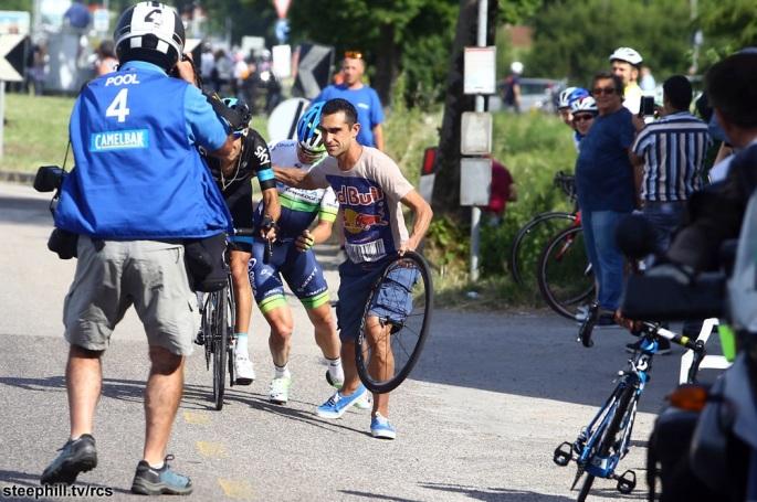 19/05/15 - Forli - 98 Giro d Italia - 10 Tappa - Civitanova Marche Forli - km 200 -  nella foto:  © Riccardo Scanferla