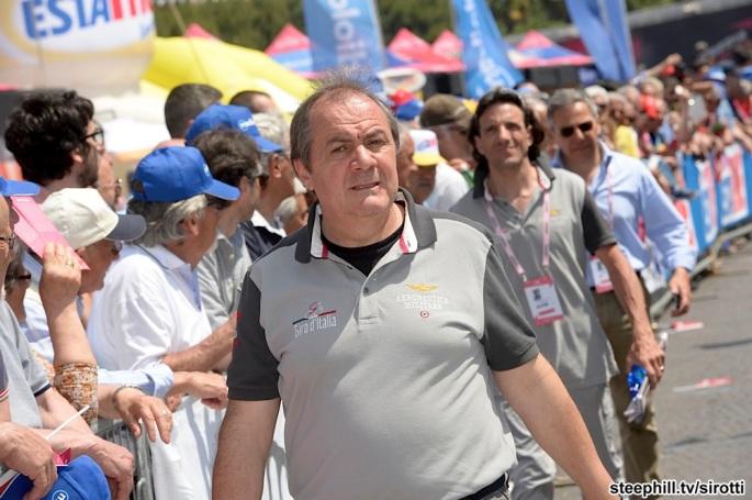 2015, Giro d'Italia, tappa 10 Civitanova Marche - Forli, Vegni Mauro, Civitanova Marche