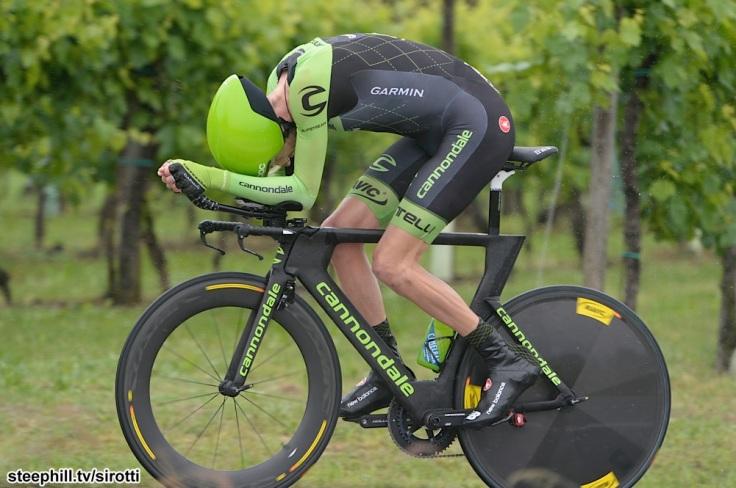 2015, Giro d'Italia, tappa 14 Treviso - Valdobbiadene, Cannondale - Garmin 2015, Hesjedal Ryder, Valdobbiadene