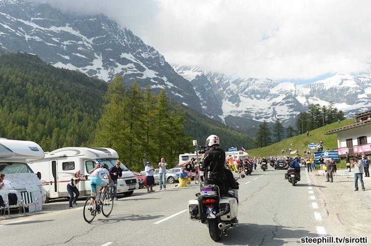2015, Giro d'Italia, tappa 19 Gravellona Toce - Cervinia, Astana 2015, Aru Fabio, Cervinia