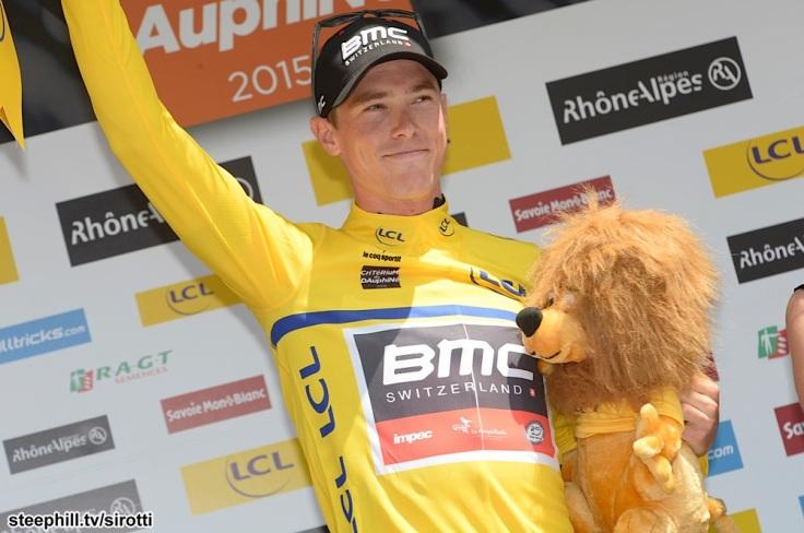 2015, Criterium du Dauphine Libere, tappa 03 Roanne - Montagny, Bmc 2015, Dennis Rohan, Montagny