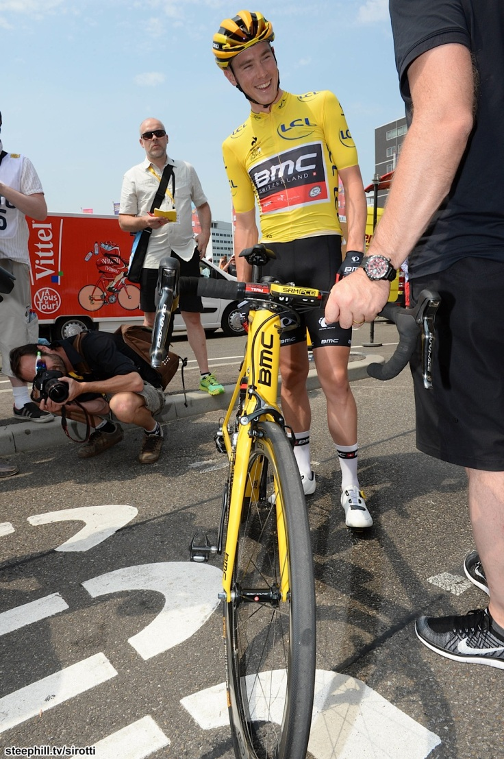 2015, Tour de France, tappa 02 Utrecht - Zelande, Bmc 2015, Dennis Rohan, Utrecht