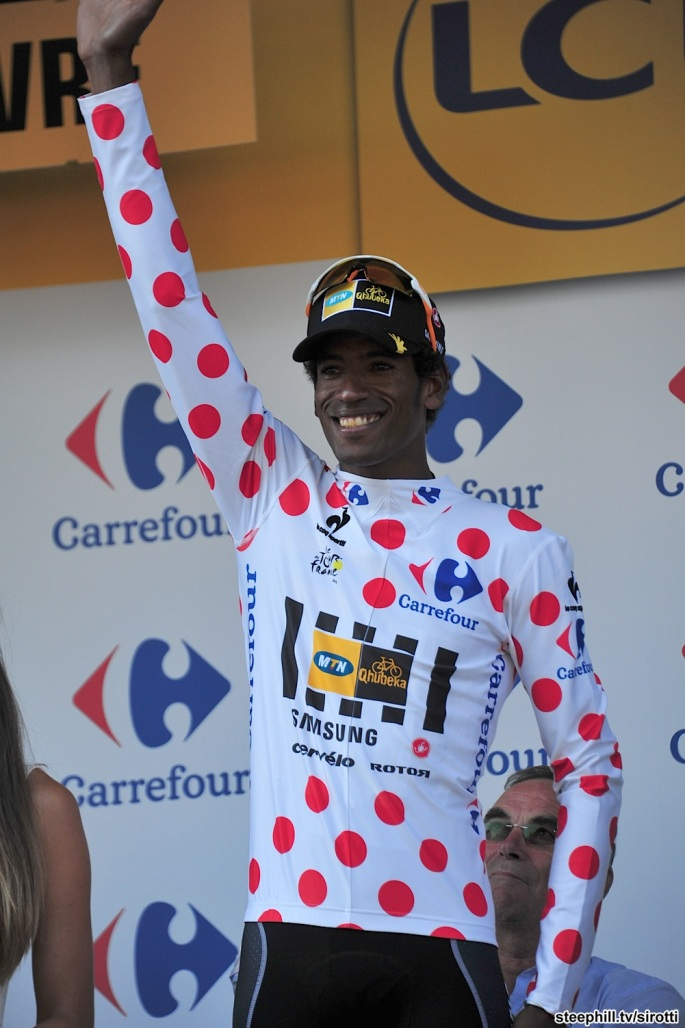 2015, Tour de France, tappa 06 Abbeville - Le Havre, Mtn - Qhubeka 2015, Teklehaimanot Daniel, Le Havre