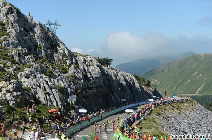 2015, Tour de France, tappa 10 Tarbes - La Pierre Saint Martin, La Pierre Saint Martin