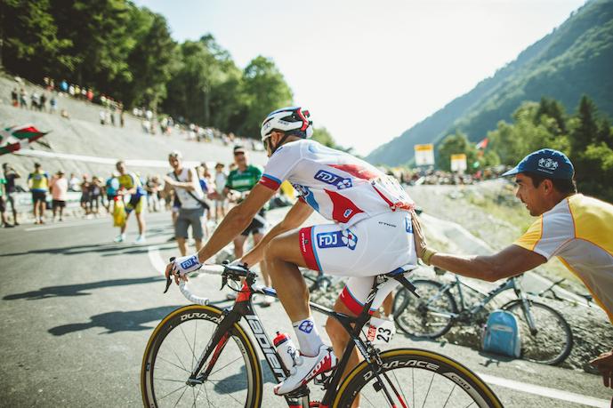 Stage 11: Pau-Cauterets 188km Photo: Jim Fryer / BrakeThrough Media