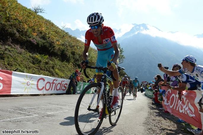 2015, Vuelta a Espana, tappa 15 Comillas - Sostres Cabrales, Astana 2015, Aru Fabio, Sostres Cabrales