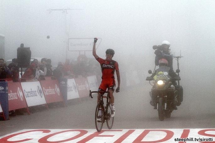 2015, Vuelta a Espana, tappa 14 Vitoria - Alto Campoo, Bmc 2015, De Marchi Alessandro, Alto Campoo