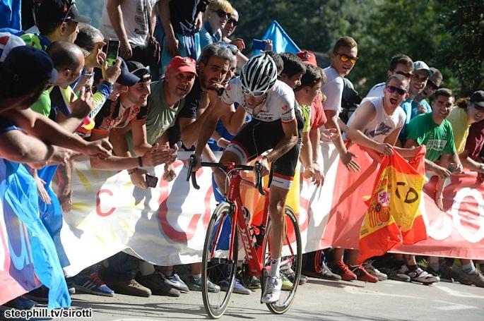 2015, Vuelta a Espana, tappa 16 Luarca - Ermita de Alba, Trek Factory Racing 2015, Schleck Frank, Ermita de Alba