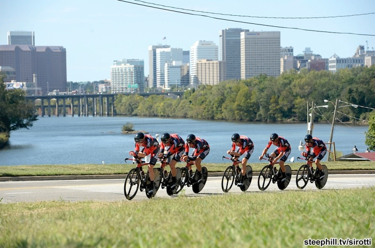 2015, World Championship Team Time Trial, Bmc 2015, Richmond